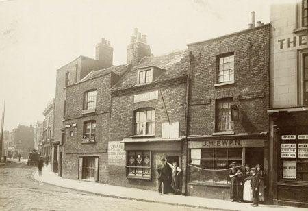 Poplar High Street 1900