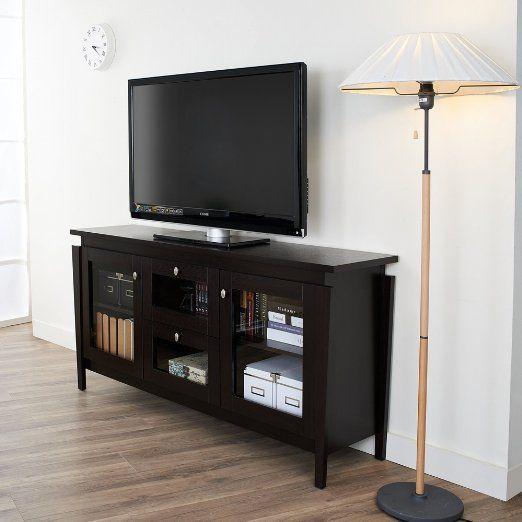 Furniture of America Enitial Lab Cedric Modern Buffet, Espresso: Amazon.ca: Home & Kitchen