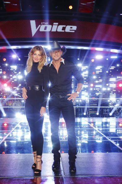 Faith Hill and Tim McGraw are joining the 11th season of The Voice on NBC, as key advisors for the knockout rounds. Will you be tuning in?