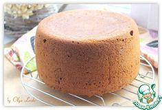 Медовый бисквит в мультиварке - кулинарный рецепт