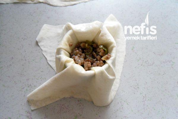 Fincan Böreğinin Yapılışı 5