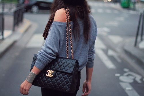 chanel chanel chanel: One Day, Coco Chanel, Girls, Chanel Handbags, Black Bags, Chanel Bags, Oneday, Chanel Pur, Dreams