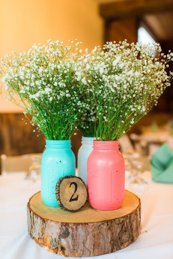 Rustic Crafty Wedding Ideas And Chic