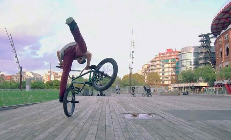 Pure Technical BMX Street Riding in Barcelona - 3 Day Metro Pass