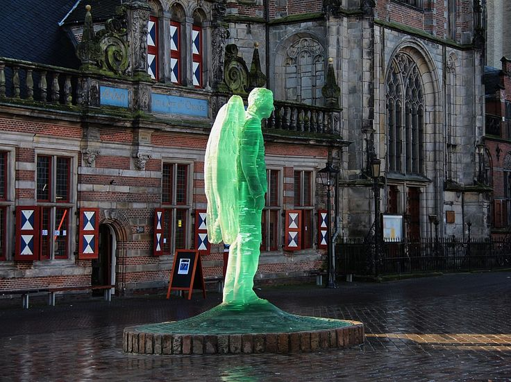 De grote of St. Michaelskerk in Zwolle