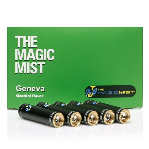 Magic Mist Geneva cartridges #ecig #vaping