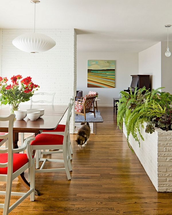 The Pink Pagoda: Jessica Helgerson Interior Design Beautiful mix of  traditional with contemporary. Find this Pin and more on Beautiful Indoor  Plants ...