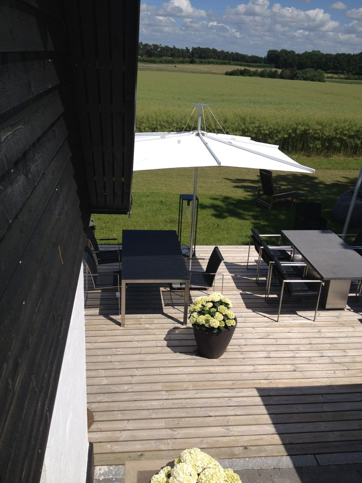 Infina parasol, Umbrosa, #garden furniture, #Lifeform.dk