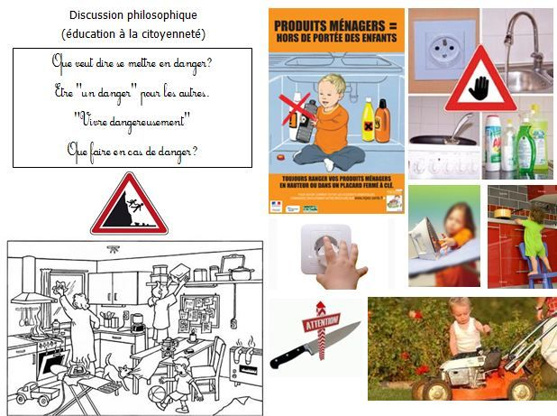 DOSSIER DANGERS DOMESTIQUES | BLOG GS CP CE1 CE2 de Monsieur Mathieu JEUX et RESSOURCES