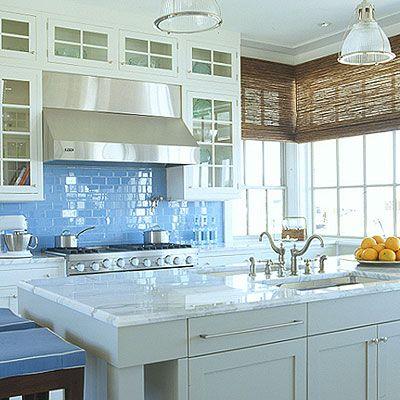 38 best beach house kitchen images on pinterest