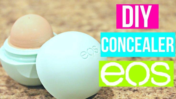 DIY CONCEALER EOS! | DIYtumblr