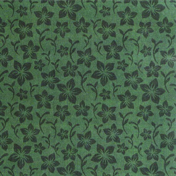 NA16 - Floral Verde Fabricart Tecidos