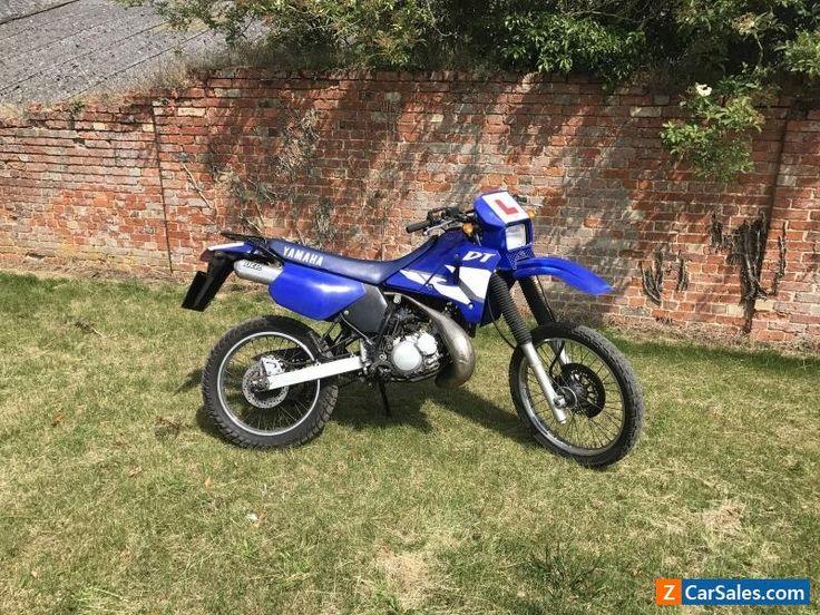 Yamaha DT125r   DT 125 r #yamaha #dt #forsale #unitedkingdom