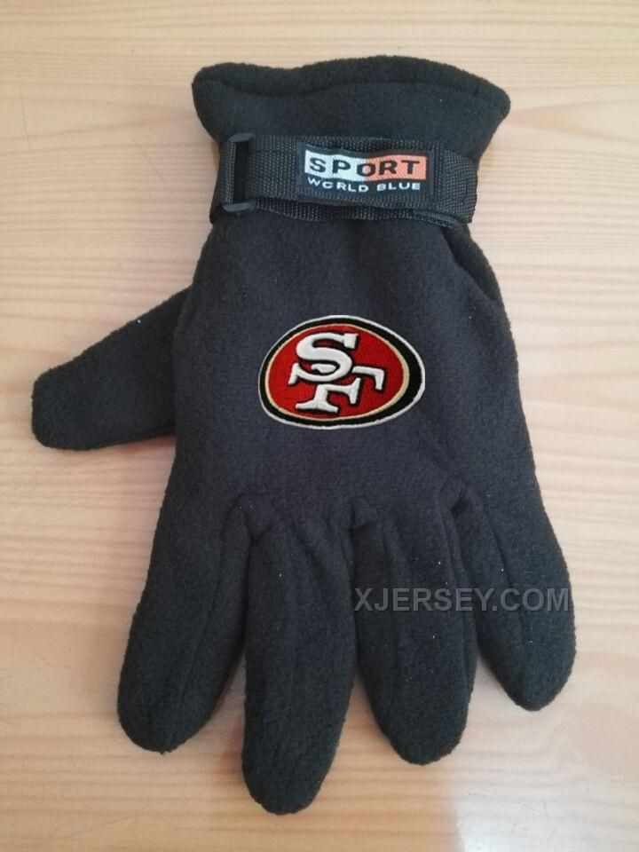 http://www.xjersey.com/49ers-winter-velvet-warm-sports-gloves5.html 49ERS WINTER VELVET WARM SPORTS GLOVES5 Only $26.00 , Free Shipping!