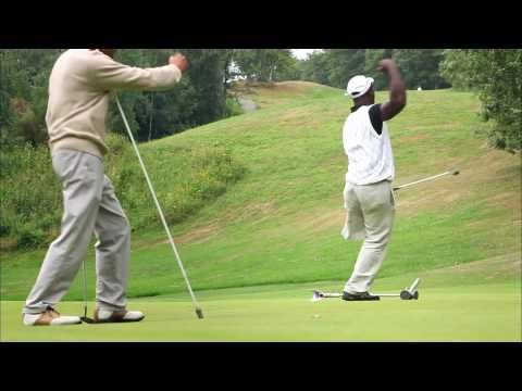 Manuel de los Santos is one of sport's most inspiration figures.  A motorcycle accident changed his life forever when he lost his left leg above the knee.  He found golf to lift his spirits.  He plays to a handicap of just three and his extraordinary golf swing has become instantly recognizable.  A must watch.