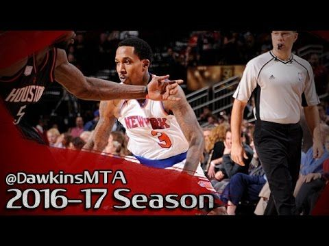 Brandon Jennings Full Highlights 2016.12.31 At Rockets - 32 Pts, 7 Assists! - YouTube