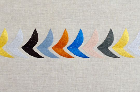 bird: textile | minä perhonen