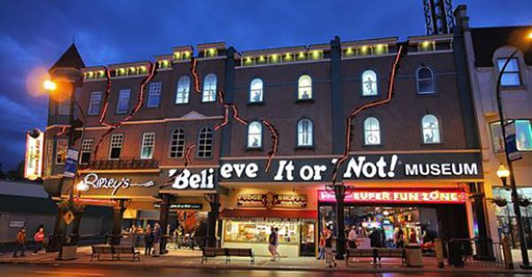 Get Ripley's Believe It or Not Gatlinburg Coupons and Discount Tickets at http://www.gatlinburgtnguide.com/coupons-discounts/ripleys-believe-coupons-discount-tickets/