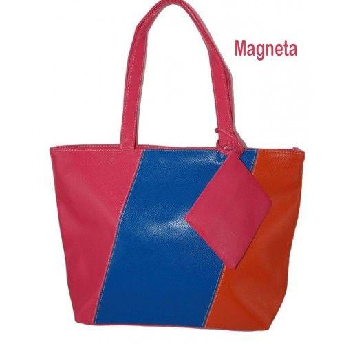 Bolso mujer tres colores - CompraBolsos.com www.comprabolsos.com #CompraBolsos #Compra #Bolsos #bolso #Cartera #Billeterera #Cartuchera #Mujer #Estilo #Accesorios