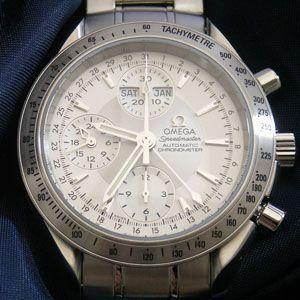 OMEGA(オメガ) 腕時計 ニュースピードマスター 3221.30 - 拡大画像