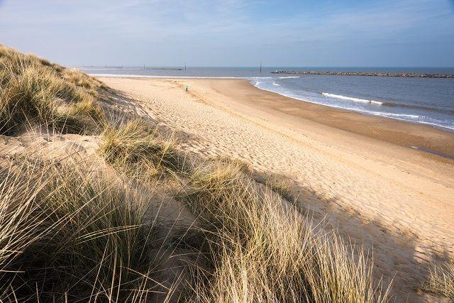 Sea Palling beach | East Ruston Cottages|Norfolk