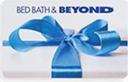 Bed Bath and Beyond gift cards