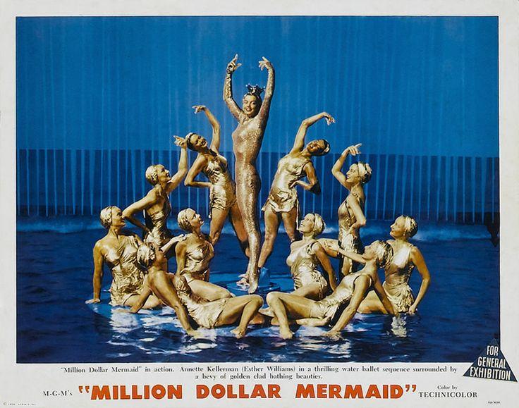 Old Hollywood Films: 1001 Classic Movies: Million Dollar Mermaid https://www.youtube.com/watch?v=bblrlV7Sv7Y