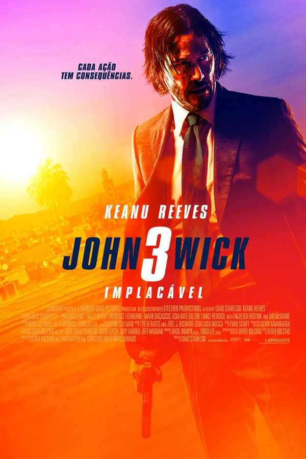 Assistir John Wick 3 Parabellum Dublado Online Filmes Online Hd7