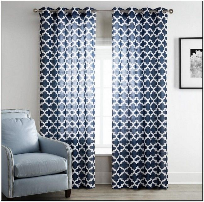 New Ideas Into Best Collection Navy Blue And White Curtains Never Before Revealed