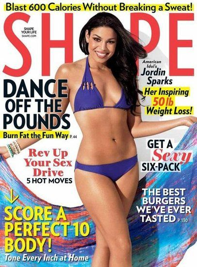 How Jordan Sparks lost 50 pounds. She looks amazing, truly an inspiration.  I would love to look like this!