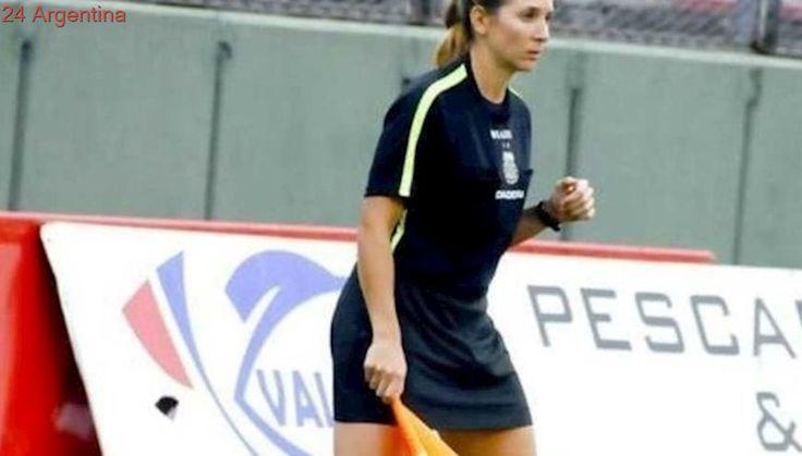 Gisela Trucco será la primera asistente femenina de la historia de la Primera División