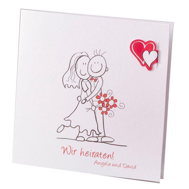 26 besten Lustige Hochzeitskarten Hochzeitseinladungen