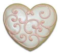 wedding favour cookies - Google Search