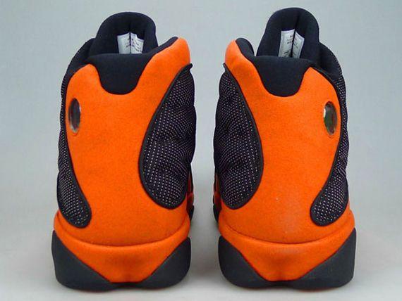 jordan xiii gerald wallace 3 Air Jordan XIII   Gerald Wallace Bobcats PE