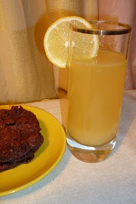 Bautura vitaminizanta din ghimbir si citrice