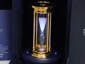 ダイヤモンドの砂時計!