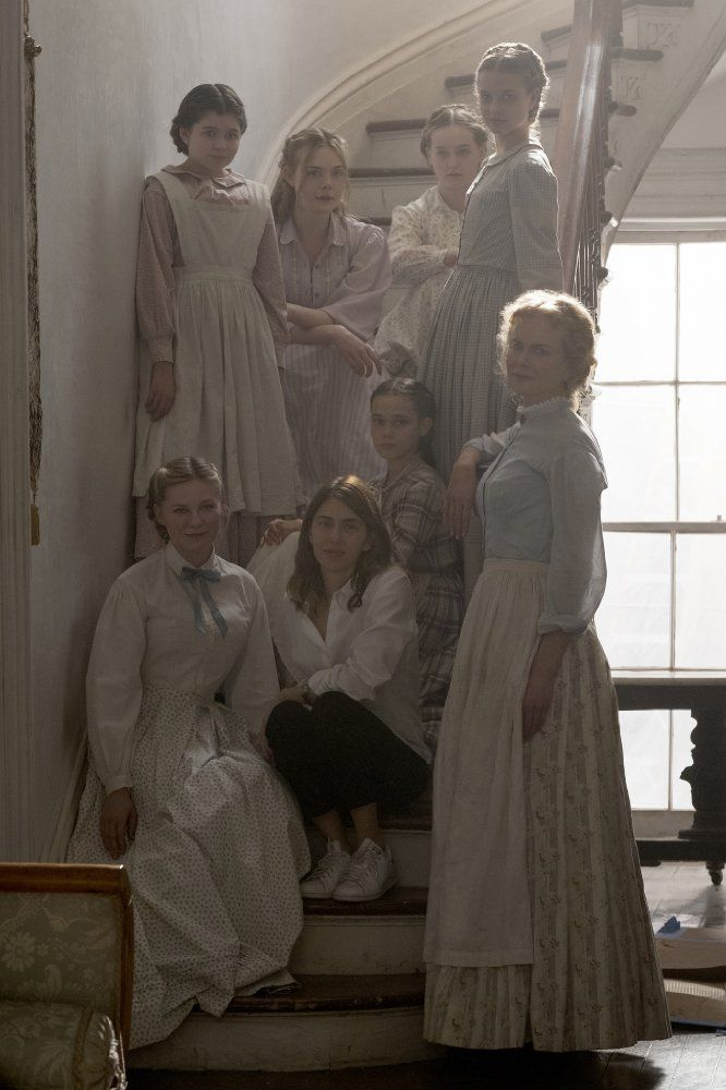 The Beguiled (2017) Cast Image (1)