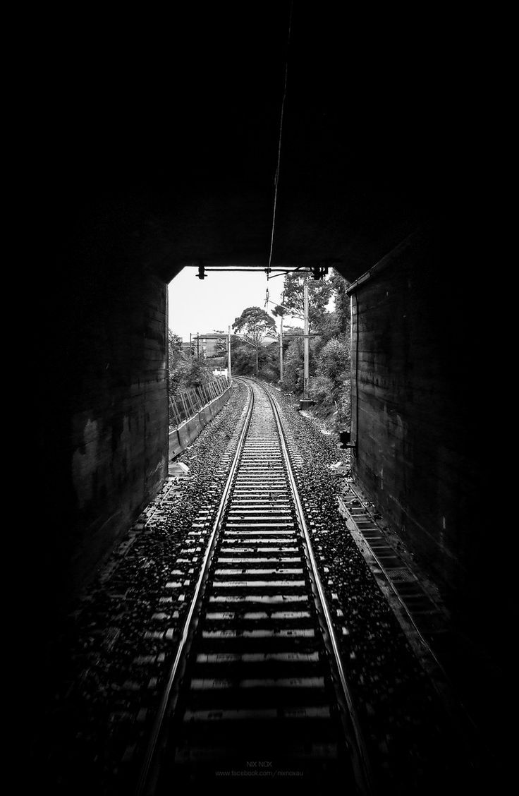 Tunnel Vision: This image was actually taken by a Sony CyberShot point-and-shoot camera back in 2007 from a driver's cab on one of the CityRail trains in Sydney. I was cleaning up my folders and stumbled across it, did a little bit of editing in Lightroom and so, here it is :)