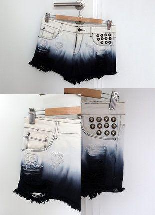 Kup mój przedmiot na #vintedpl http://www.vinted.pl/damska-odziez/szorty-rybaczki/17301554-modne-spodenki-tally-weijl