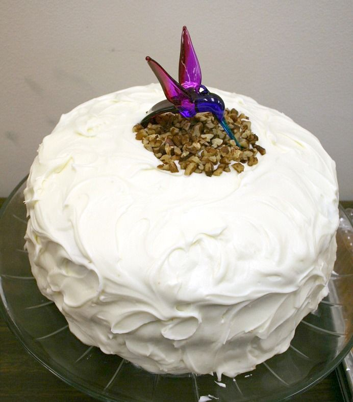 Hummingbird cake | Yummy food | Pinterest