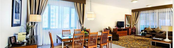 service apartments in Dubai