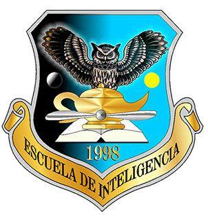 Escudo de la Escuela de Inteligencia Aérea, CATAM AFB