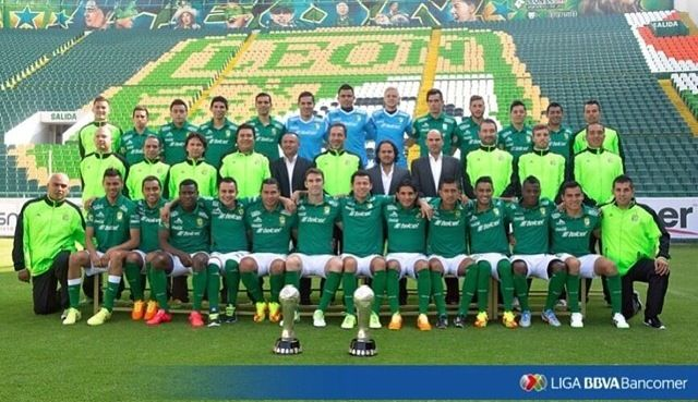 Bicampeon Club Leon Fc