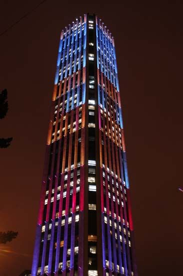 Edificio Colpatria - Bogota