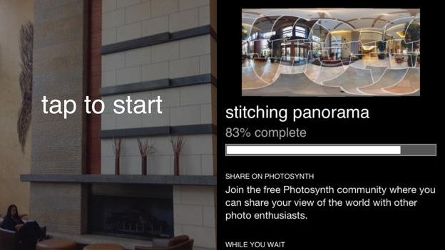Photosynth - Best Apple iPhone 5, 5c and 5s apps to download now | T3