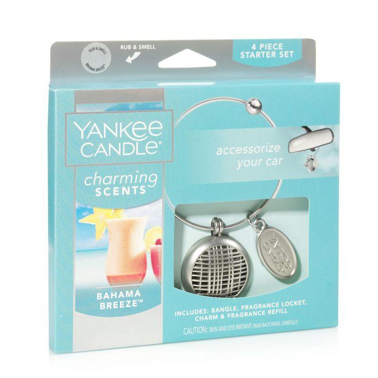 Yankee Candle 1517416 - Bahama Breeze Charming Scents Starter Set