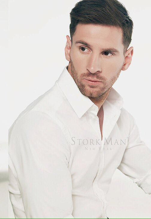 Lionel Messi for Stork Man (2016)