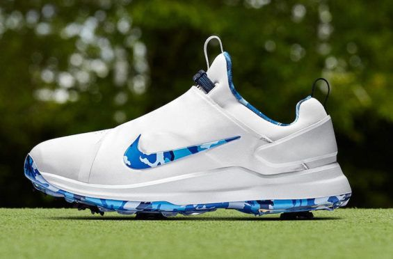 finest selection 106c7 5afb8 The Nike Golf Tour Premiere PE Blue Camouflage Releases Later This Week Nike  is dropping a