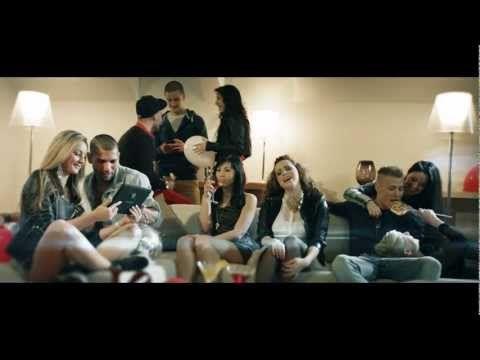 Dominika Mirgova & Rakby - L.A.S.K.A. (OFFICIAL) - YouTube