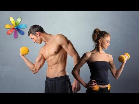 Дряблые руки: как фитбол поможет подтянуть кожу? – Все буде добре. Выпуск 843 от 13.07.16 - YouTube